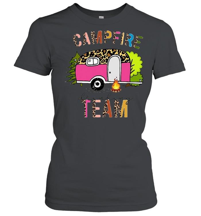 Campfire Drinking Team T shirt 12