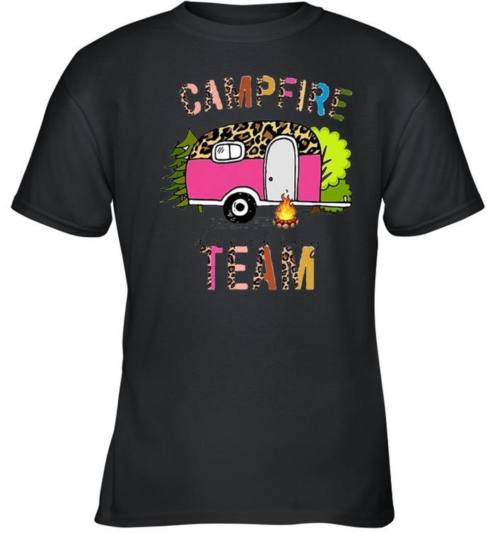 Campfire Drinking Team T shirt 10