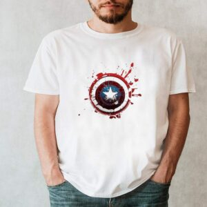 Captain america Marvel The Falcon and the winter soldier shirt 2