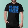 Corey Kluber no york no york 2021 year of the no hitter shirt