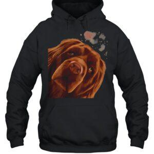 Curious Dog Sussex Spaniel shirt