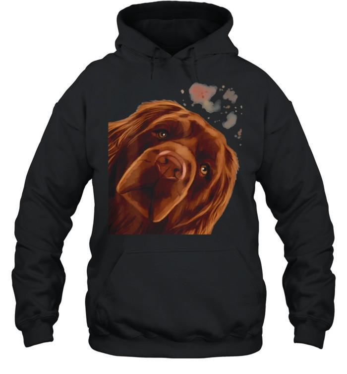 Curious Dog Sussex Spaniel shirt 5