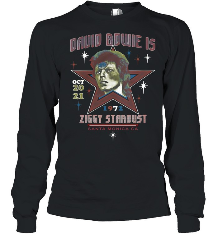 David Bowie David Bowie Is Ziggy Stardust Shirt 5