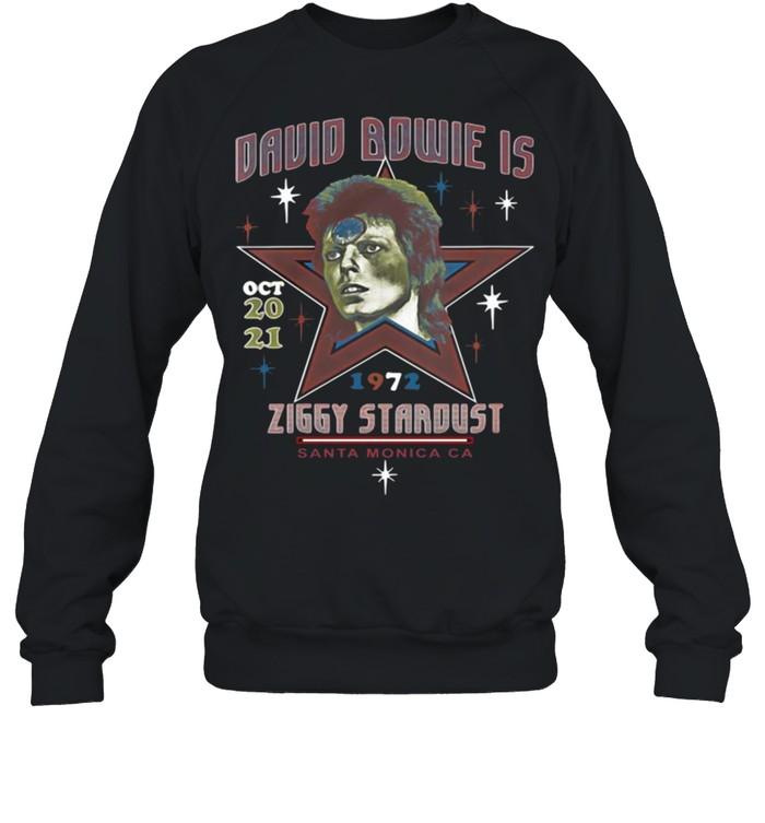 David Bowie David Bowie Is Ziggy Stardust Shirt 7