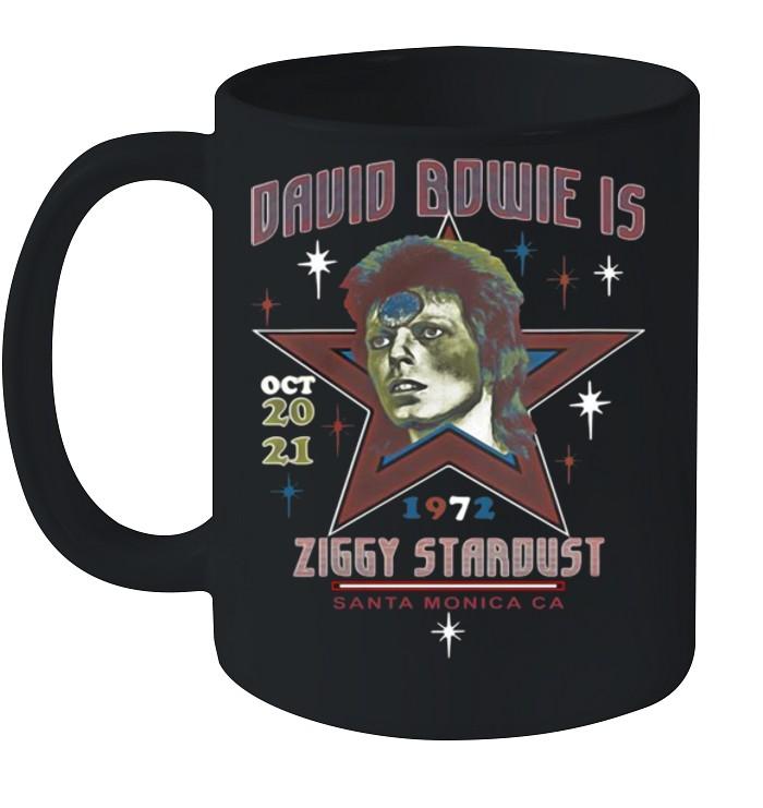 David Bowie David Bowie Is Ziggy Stardust Shirt 8