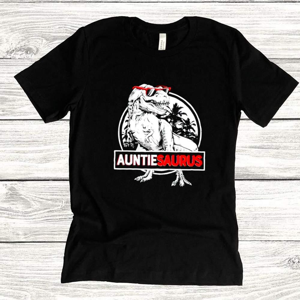 Dinosaur Auntiesaurus shirt 2