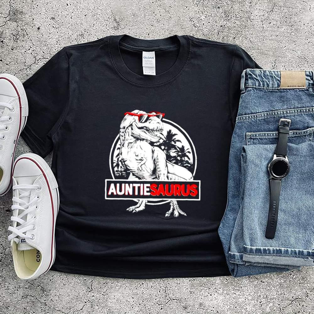 Dinosaur Auntiesaurus shirt 3