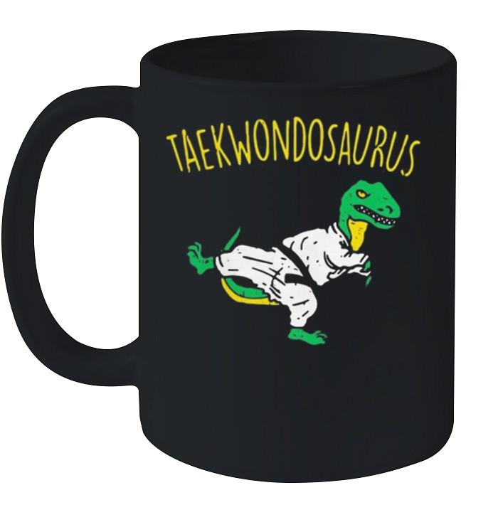 Dinosaurs taekwondosaurus shirt 7