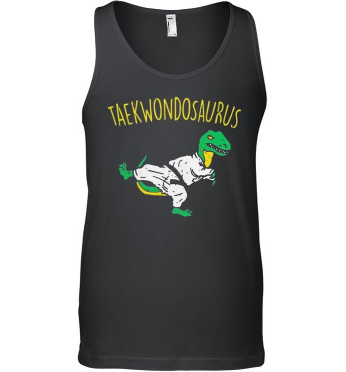 Dinosaurs taekwondosaurus shirt 8