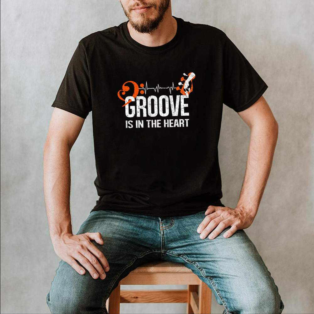 Groove is in the heart shirts 7