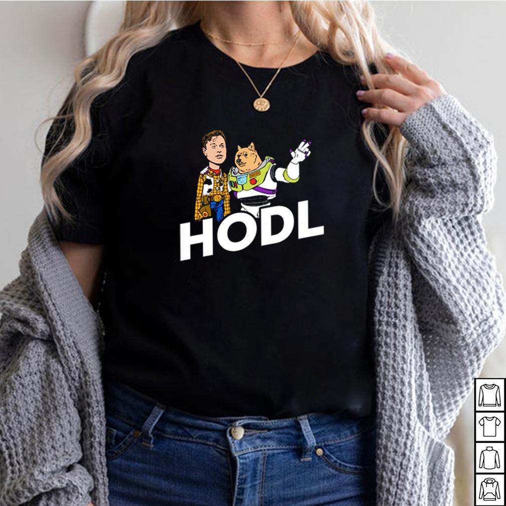 Hodl Elon and Doge shirt