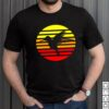 Hummingbird Design Retro And Vintage Style 80S And 70S Vintage T shirt