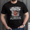 It Cannot Be Inherited Nor Can It Be Purchased I Have Earned It Whit My Blood Sweat Tears Firefighter Shirt