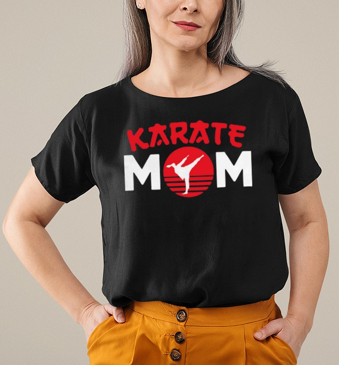 Karate mom shotokan shitoryu shirt 5