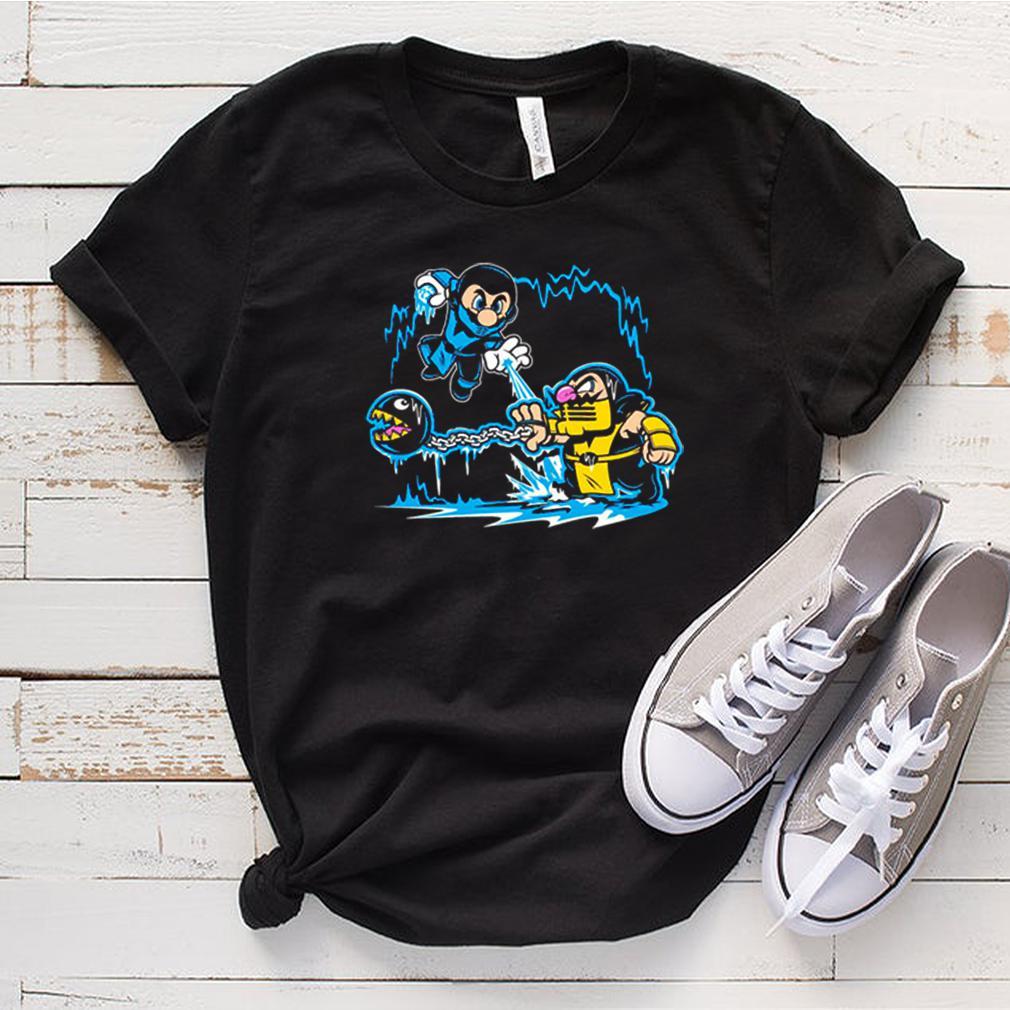 Mario Kombat SNES Tricks shirt