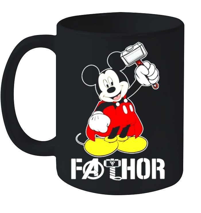 Mickey Thor Fathor shirt 6