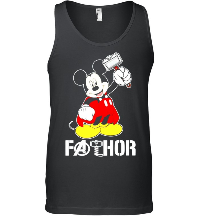 Mickey Thor Fathor shirt 7