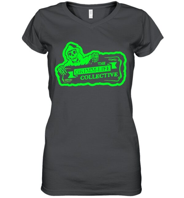 Monster Green Grimm shirt
