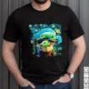 Night Galaxy Yoda Star Wars Shirt