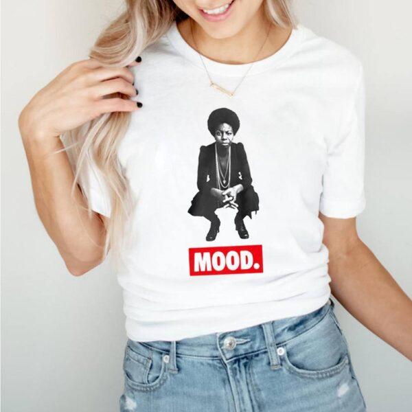 Nina Simone mood shirt 5
