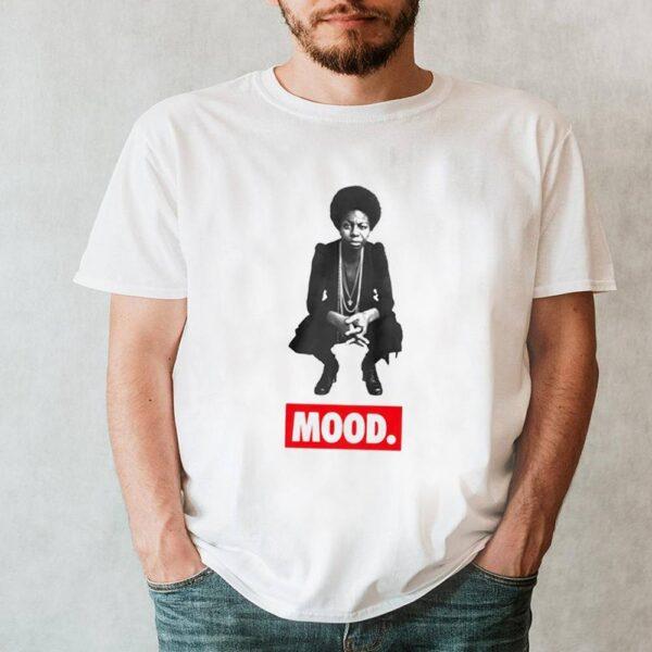 Nina Simone mood shirt 6