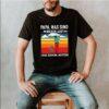 Papa Was Sind Wolken Aus Linux Servern Meistens Vintage Retro Shirt