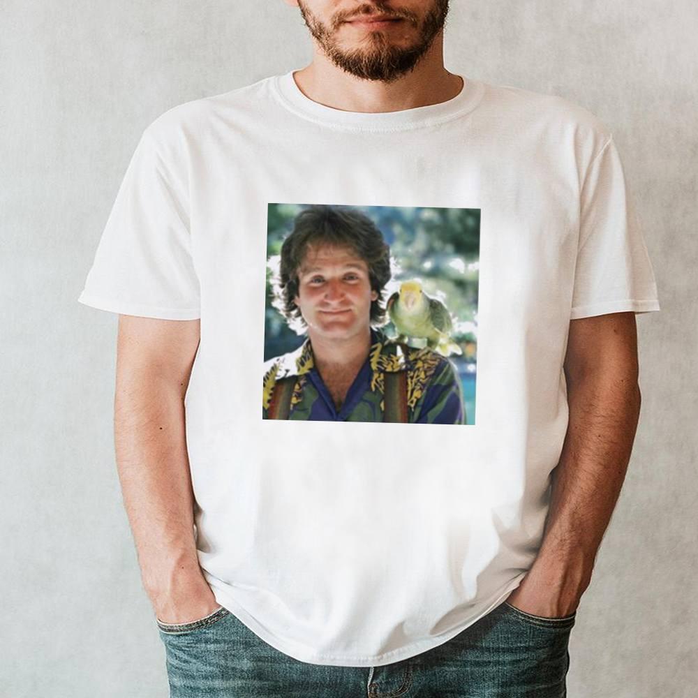 Robin Williams shirt 6