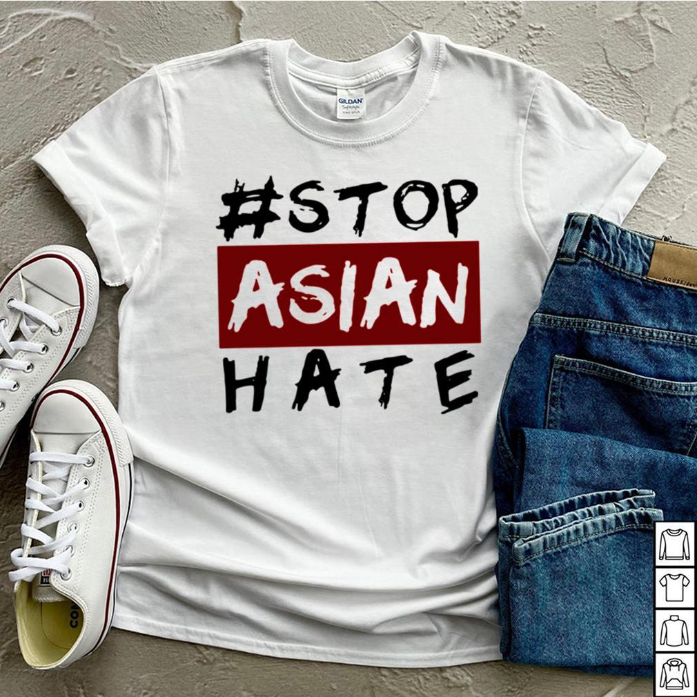 Stop Asian Hate shirt 3