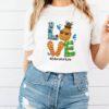 Summer 2021 Love Pineapple Educator Life shirt 3
