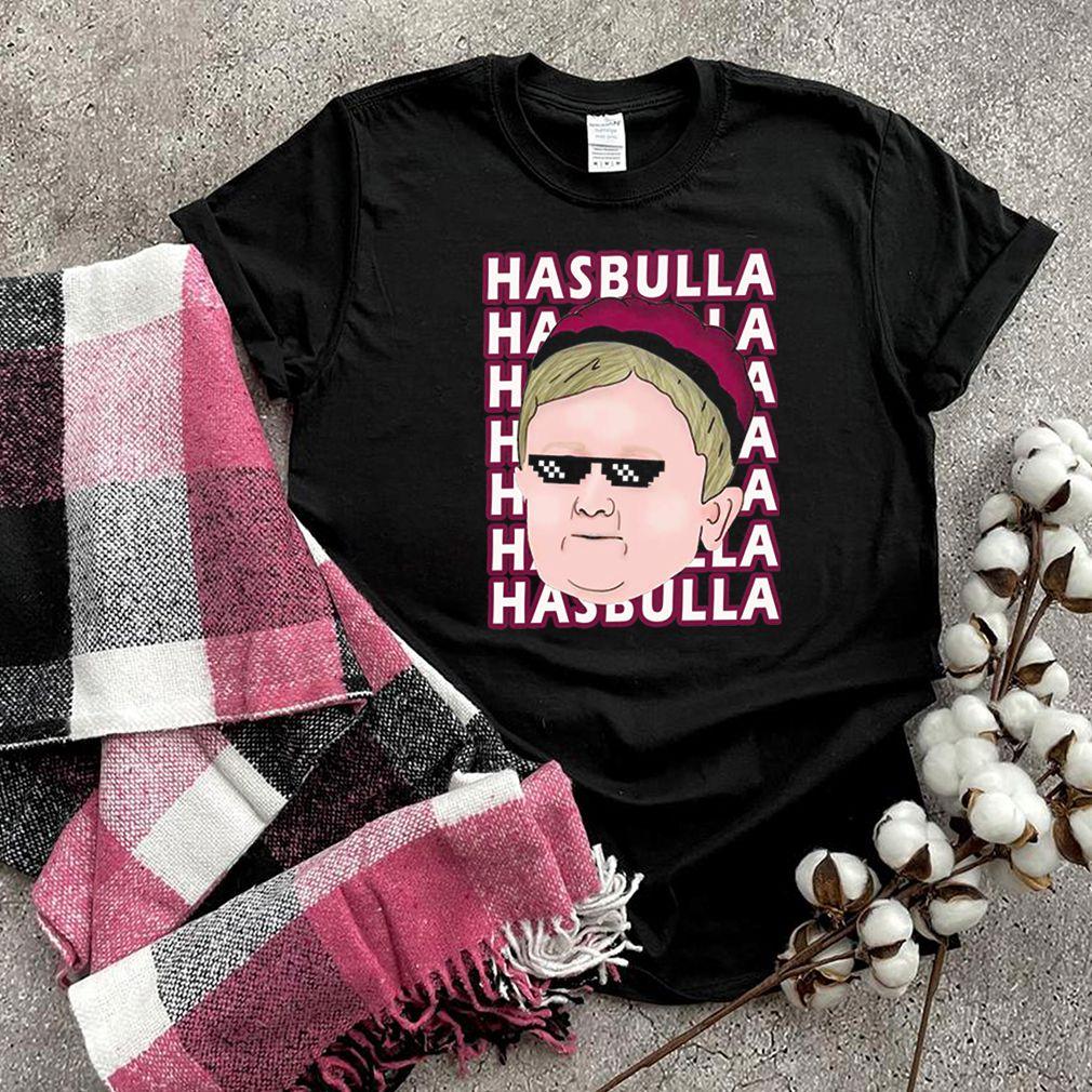 Hasbullah Mini Khabib shirt
