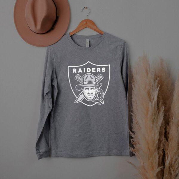 Las Vegas Raiders football team shirt