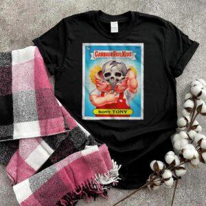 Garbage Pail Bony Tony Kids T shirt