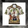 Hawaiian Shirt Nicholas II of Russia-Historical Appa