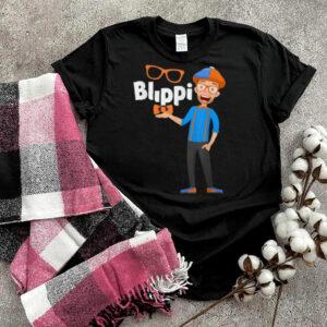 Kids Cartoon Blippis funny T Shirt