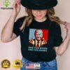 One for biden one for harris Trump Middle Finger Biden Harris Republican T Shirt