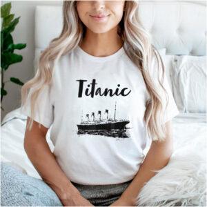 RMS Titanic ship shirt