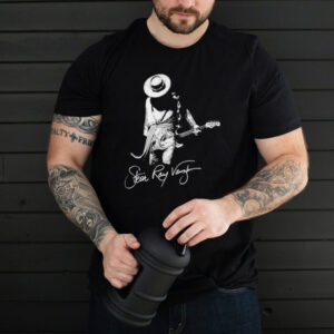 Retro Stevie quotes Ray awesome outfits Vaughan Arts T Shirt