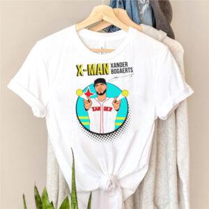 Xander Bogaerts x man signature shirt