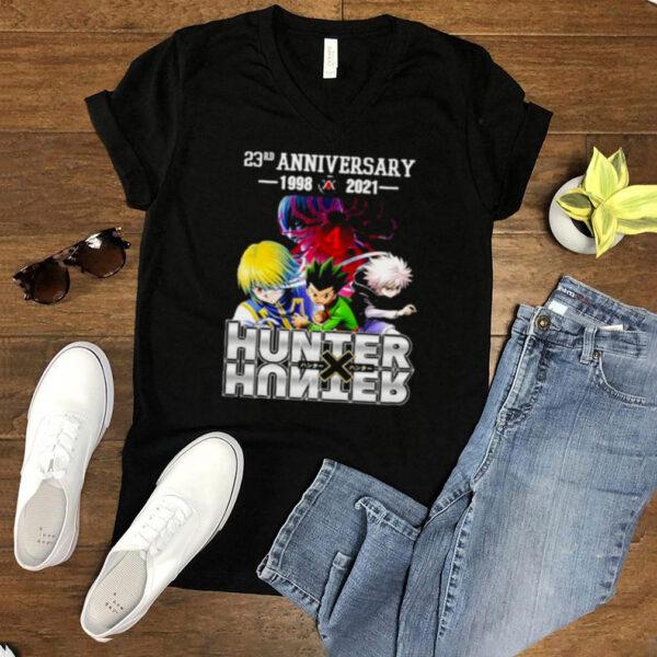 23th Anniversary 1998 2021 Hunter Shirt