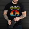 Baby Yoda The Dadalorian This Is The Way Vintage Retro T shirt