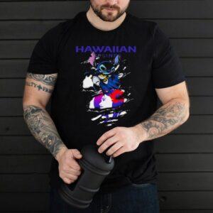 Bat Stitch Hawaiian Airlines logo hoodie, tank top, sweater