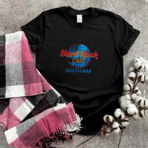 Batman Hard Rock Cafe Gotham T shirt