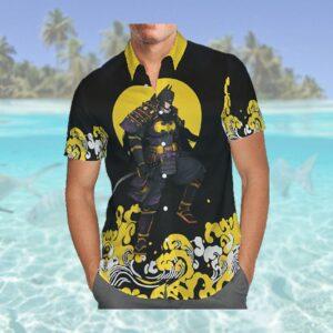 Batman Samurai Hawaiian Hawaiian Shirt
