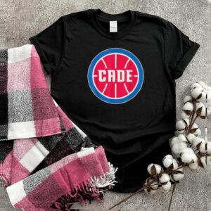 Cade Detroit Basketball 2021 Draft Day T Shirt