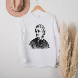 Charlotte Cushman Face Vintage T shirt