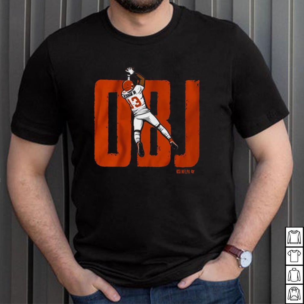 Cleveland Browns Odell Beckham Jr OBJ Shirt