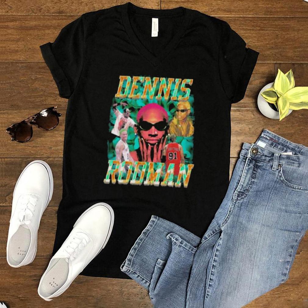 Dennis Rodman Football Shirt