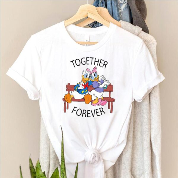 Disney Donald And Daisy Together Forever T shirt