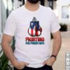 Fighting For Puerto Rico Puerto Rican Flag Boxing shirt