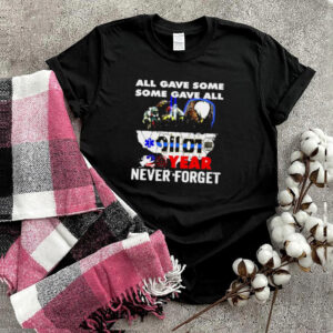 Fire Dept Eagle All Gave Some 9 11 2001 20th Year Never Forget T shirt